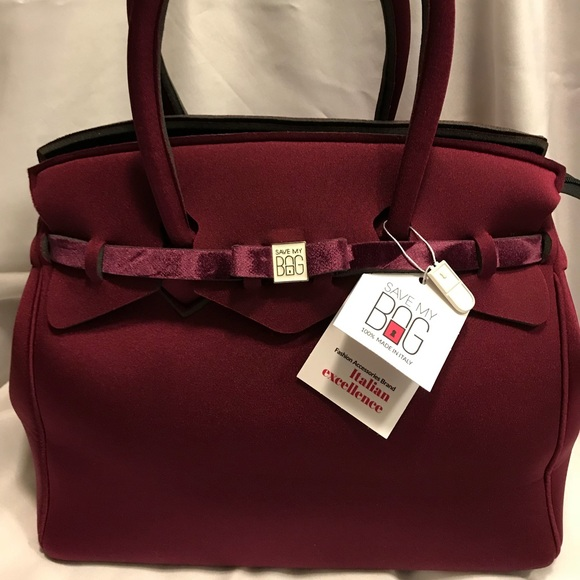 a841c2df9d41 Italian Designer - Save my bag Petite Miss Italian